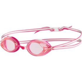 speedo Vengeance Goggles Kinderen, white/ecstatic pink